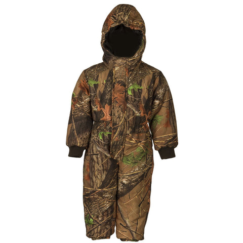 Infant Camo Evolton Insulated Snowsuit - Trailcrest.com