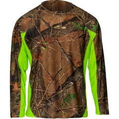 Men's Camo Impulse 4-Way Stretch Long Sleeve T-Shirt - Trailcrest.com