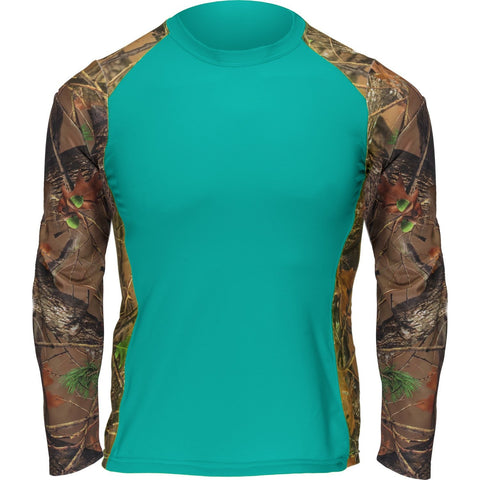 Women's Camo Impulse 4-Way Stretch Long Sleeve T-Shirt - Trailcrest.com