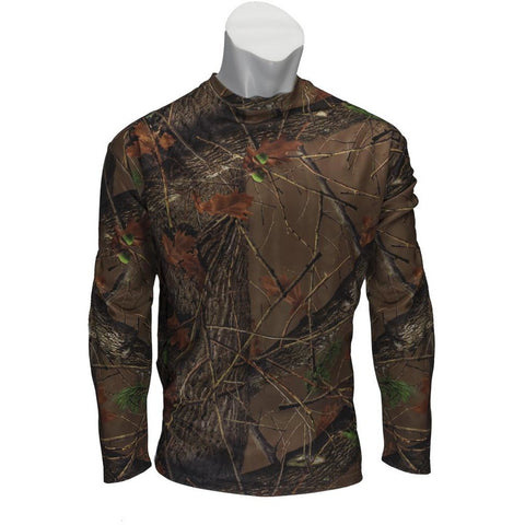 Women's Camo Active Performance Long Sleeve T-Shirt - Trailcrest.com