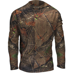 Men's Camo Active Performance Long Sleeve T-Shirt - Trailcrest.com