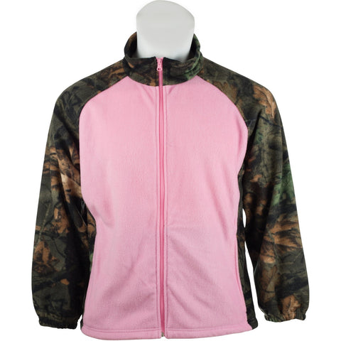 Infant Camo Outdoor Jiffy Jacket - Trailcrest.com