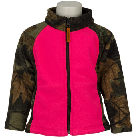 Toddler Camo Outdoor Jiffy Jacket - Trailcrest.com
