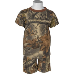 Infant Camo Short Tee And Pants Combo - Trailcrest.com