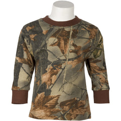Toddler Camo B-Nack Long Sleeve Tee - Trailcrest.com