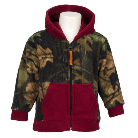 Infant Camo Everyday Easy Hooded Jacket - Trailcrest.com