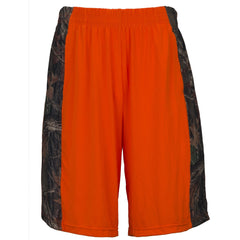 Men's Camo 4 Way Stretch Active Shorts - Trailcrest.com