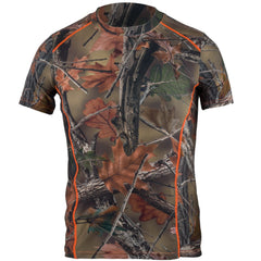 Women's Camo Impulse 4-Way Stretch Short Sleeve T-Shirt - Trailcrest.com