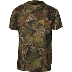 Men's Camo Cotton Short Sleeve T-Shirt - Trailcrest.com