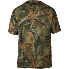 Men's Camo Active Performance Short Sleeve T-Shirt - Trailcrest.com