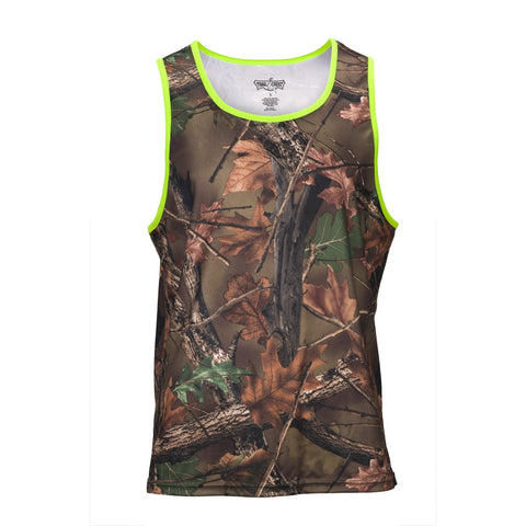 Men's Camo Active Performance Tank Top - Trailcrest.com