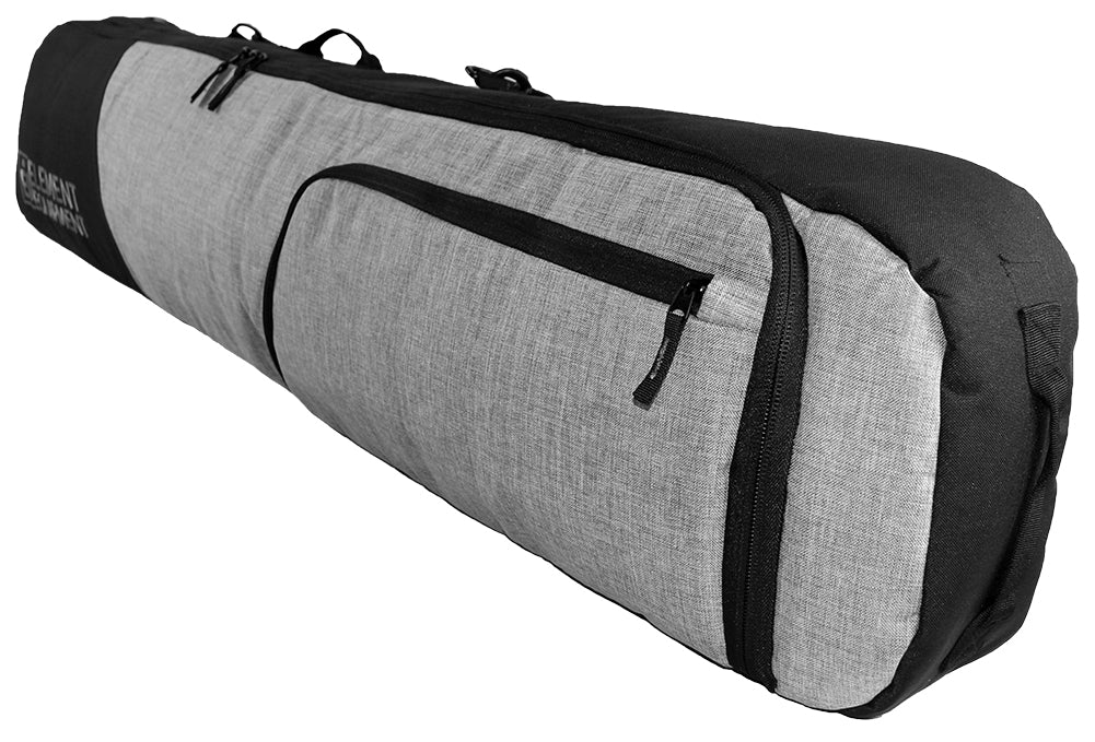 f5545fd91dc2 ... Element Equipment Tour Deluxe Padded Snowboard Bag - Premium High End  Travel Bag ...