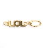 La Vita Linx LOL Linkable Charm in Gold