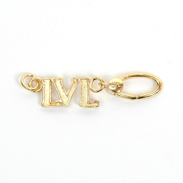 La Vita Linx Signature Linkable Charm in Gold