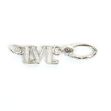 La Vita Linx Signature Linkable Charm in Silver