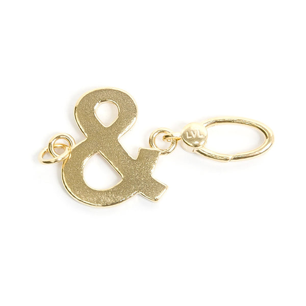 La Vita Linx And Linkable Charm in Gold