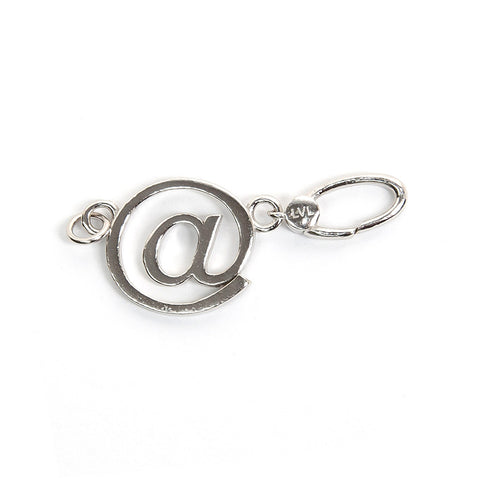 La Vita Linx @ Sign Linkable Charm in Silver