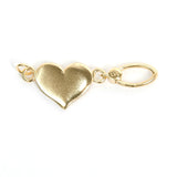 La Vita Linx Heart Linkable Charm in Gold