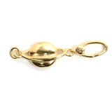 La Vita Linx Planet Linkable Charm in Gold