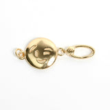 La Vita Linx Wink Emoji Linkable Charm in Gold