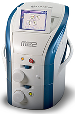 As seen on Inside Edition the M22 Non Ablative Laser