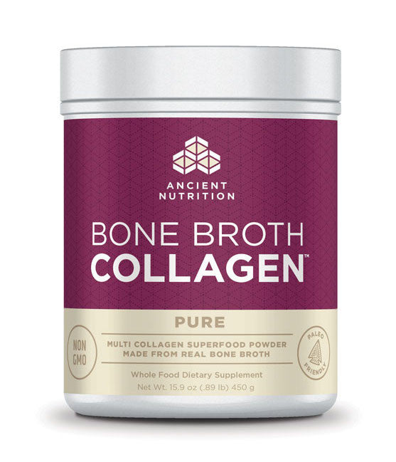 My Review on Dr. Axe Bone Broth Collagen Pure