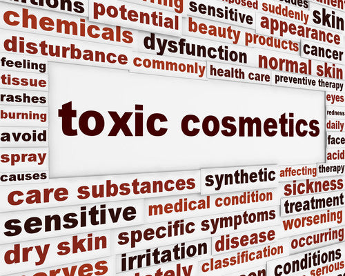 TOXIC BEAUTY AND THE THRUTH ABOUT SKIN CARE PRODUCTS