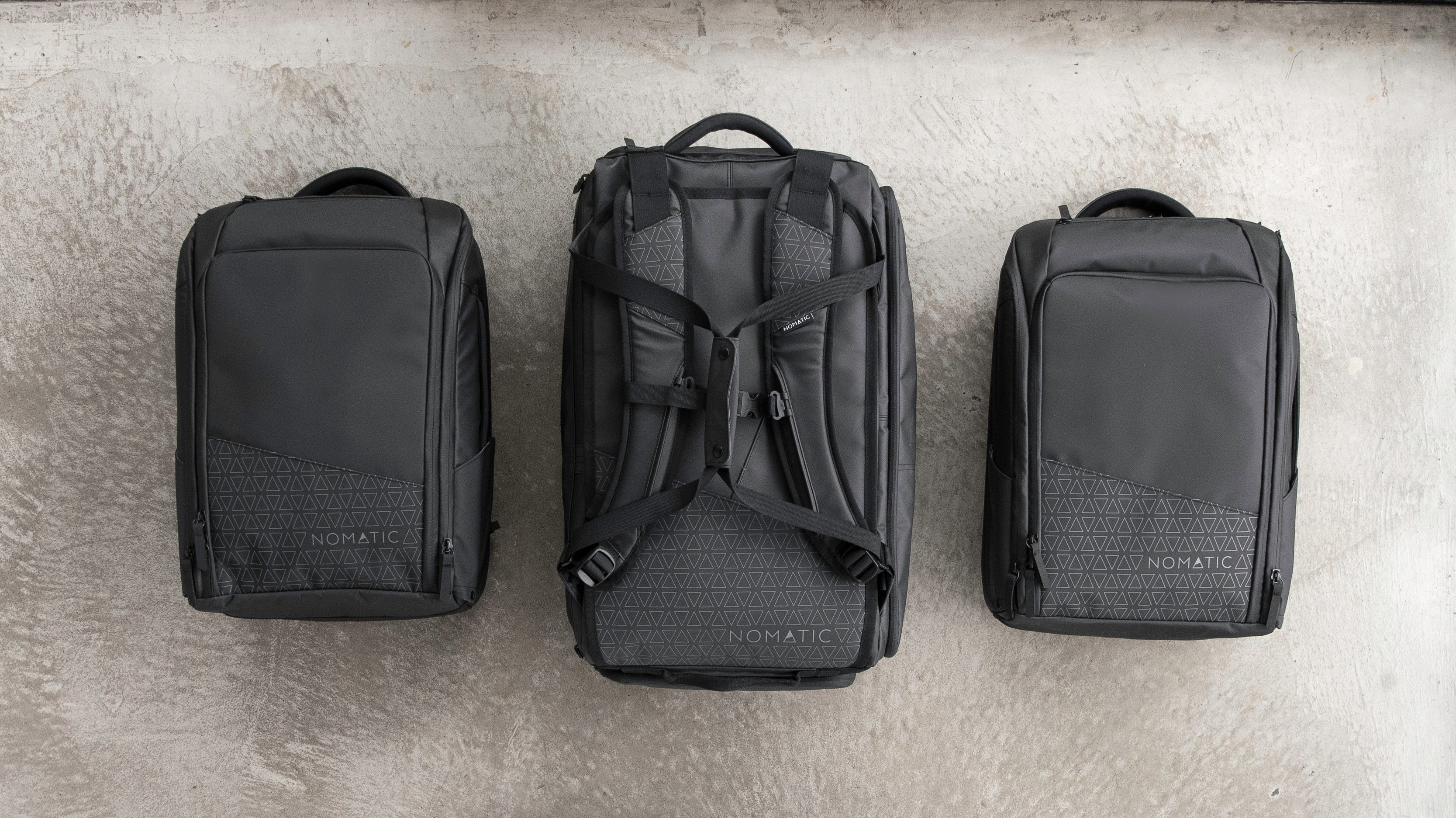 de4df43e367a vel Backpack vs. the Nomatic Travel Pack