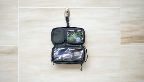 travel gift toiletry kit