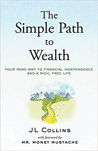 cover of book simple path to wealth