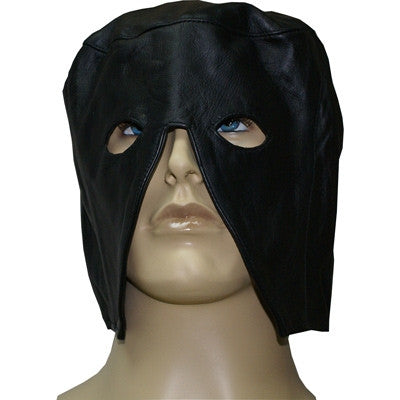Genuine Leather Executioner's Hood