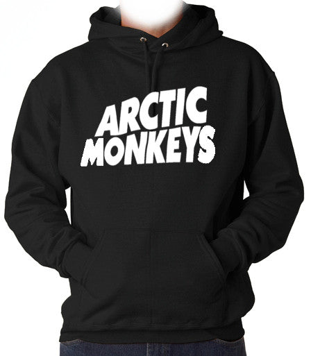 Arctic Monkeys Hooded Sweatshirt - 210 Kreations  - 1