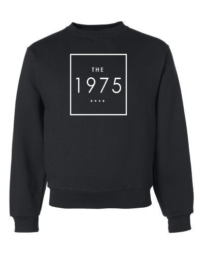 The 1975 Crewneck Sweatshirt - 210 Kreations  - 1