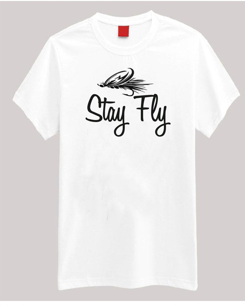 Stay Fly Fishing Shirt - 210 Kreations  - 1
