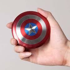 Avengers Captain America Charger Power Bank - 210 Kreations  - 3
