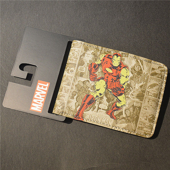 Marvel The Avengers Hulk/Iron Man Thor/Captain/America/Superman Wallet - 210 Kreations  - 15
