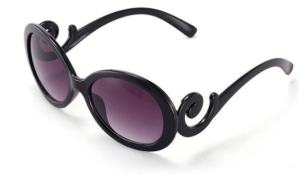 Retro inspired Women's Round Sunglasses - 210 Kreations  - 3
