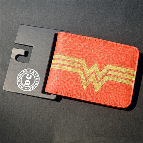 Marvel The Avengers Hulk/Iron Man Thor/Captain/America/Superman Wallet - 210 Kreations  - 28