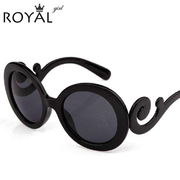 Retro inspired Women's Round Sunglasses - 210 Kreations  - 1