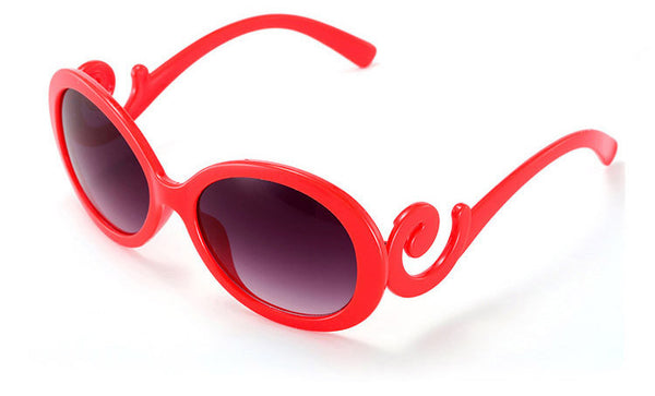 Retro inspired Women's Round Sunglasses - 210 Kreations  - 6