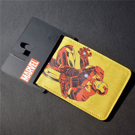 Marvel The Avengers Hulk/Iron Man Thor/Captain/America/Superman Wallet - 210 Kreations  - 19