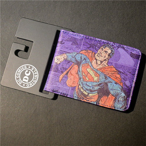 Marvel The Avengers Hulk/Iron Man Thor/Captain/America/Superman Wallet - 210 Kreations  - 8