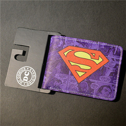 Marvel The Avengers Hulk/Iron Man Thor/Captain/America/Superman Wallet - 210 Kreations  - 21