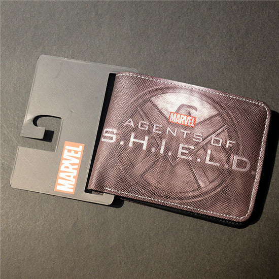 Marvel The Avengers Hulk/Iron Man Thor/Captain/America/Superman Wallet - 210 Kreations  - 30