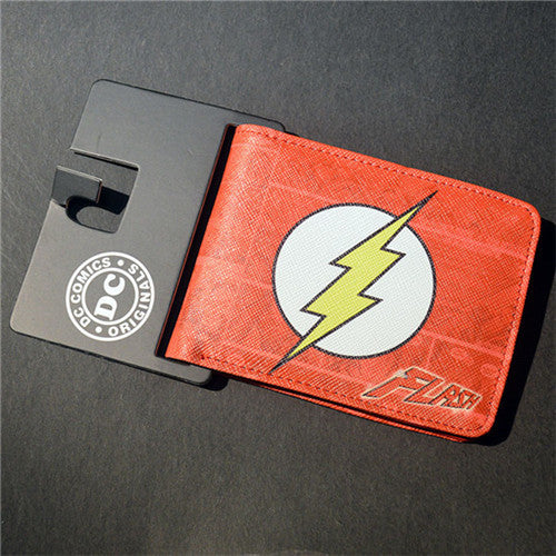 Marvel The Avengers Hulk/Iron Man Thor/Captain/America/Superman Wallet - 210 Kreations  - 12