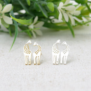 Loving Giraffe Earrings - 210 Kreations  - 1