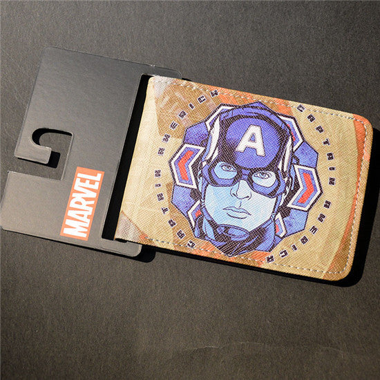 Marvel The Avengers Hulk/Iron Man Thor/Captain/America/Superman Wallet - 210 Kreations  - 16