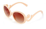 Retro inspired Women's Round Sunglasses - 210 Kreations  - 8