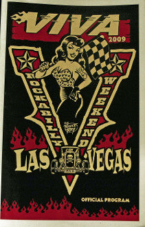 VLV 12 Official Program - 2009