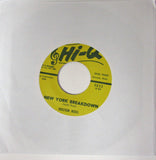 "Doctor Ross ""New York Breakdown""/ ""Call the Doctor""-  45 RPM Record Re-Issue"